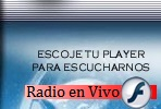 video en vivo de nuestra transmicion con FLASH PLAYER